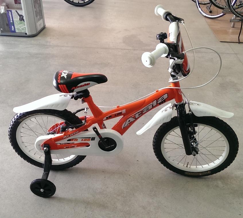 Cicli Montanini Bici Complete Bambino Atala Xr 125