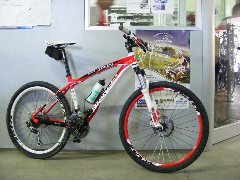 Cicli montanini bianchi jab 7400 usata for Prezzo alluminio usato al kg 2016
