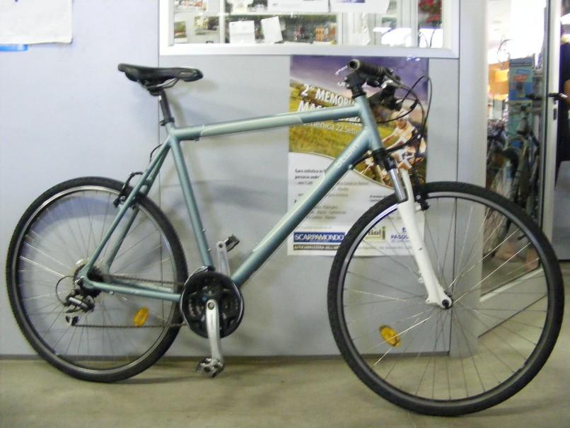Cicli Montanini Bici Complete Mtb Front Alluminio Decathlon River