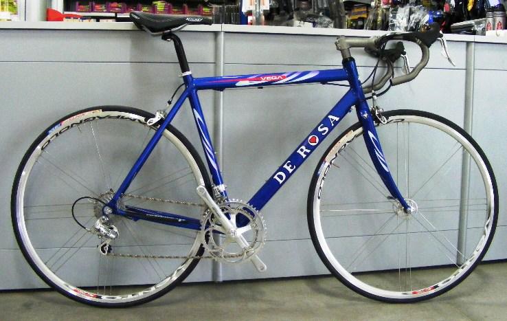 Cicli Montanini Bici Complete Road Alluminio De Rosa Vega Veloce 10v