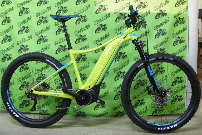 Cicli Montanini Bici Elettriche E Bike A Pedalata Assistita Giant