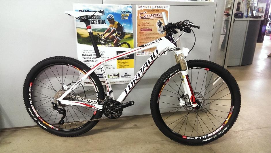 Cicli montanini bici complete mtb 27 5 front alluminio for Prezzo alluminio usato al kg 2016