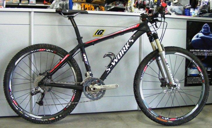 Ricerche correlate a mtb specialized usate offerte car for Offerte bici elettriche usate