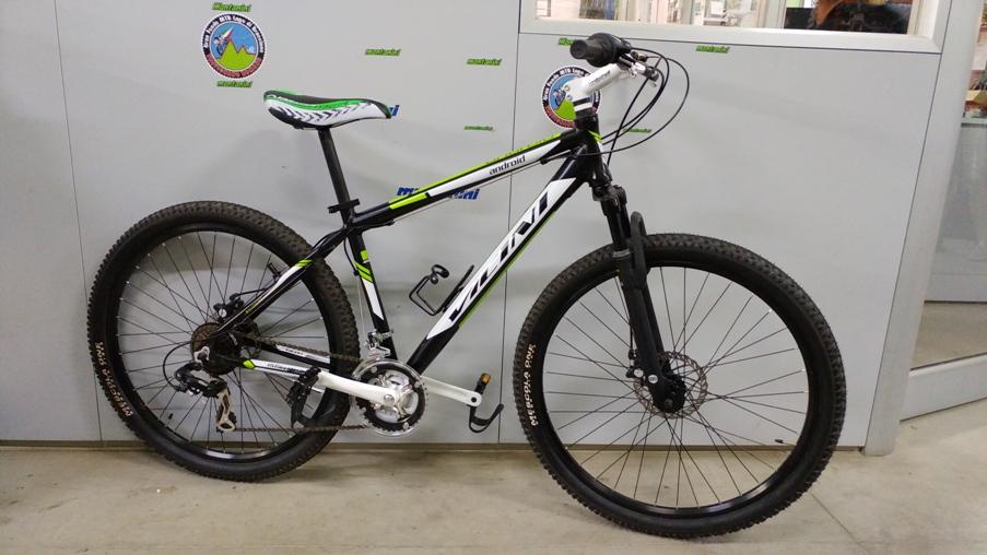 Cicli Montanini Bici Complete Mtb 275 Front Alluminio Vicini