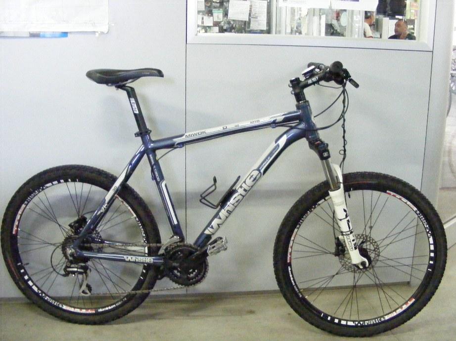 Cicli Montanini Bici Complete Mtb Front Alluminio Whistle Miwok