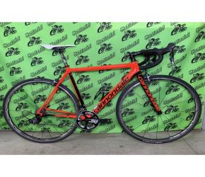 INGRANDISCI [CANNONDALE SUPER SIX EVO ULTEGRA USATA RED]